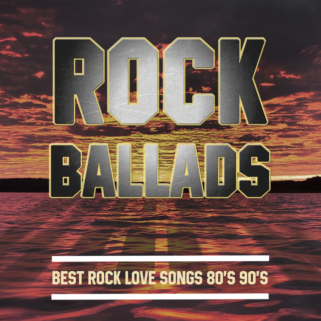 Rock Ballads: Best Mellow Rock Love Songs 80's 90's Romantic Music