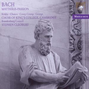 J.S. Bach: Matthaus Passion