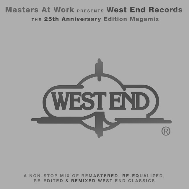 MAW Presents West End Records: The 25th Anniversary (2016 - Remaster)