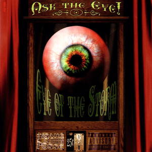 Eye of the Storm Albumcover