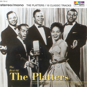 The Best of The Platters album