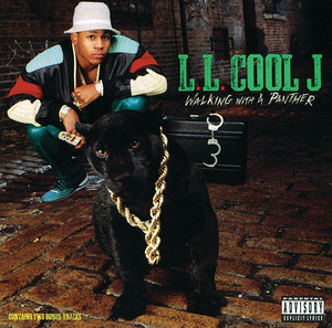 LL Cool J I'm That Type of Guy cover