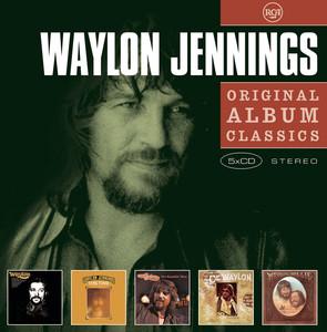 Waylon Jennings The Year 2003 Minus 25 cover