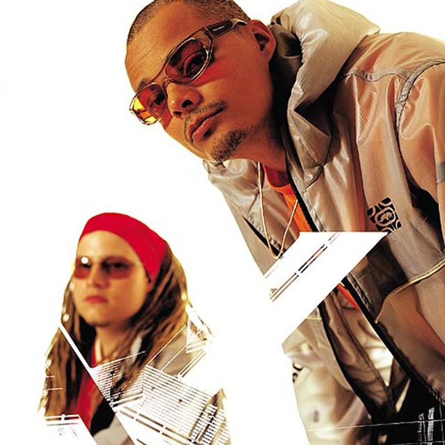 Bomfunk MC's Jessica Folcker (Crack It) Something Going On cover