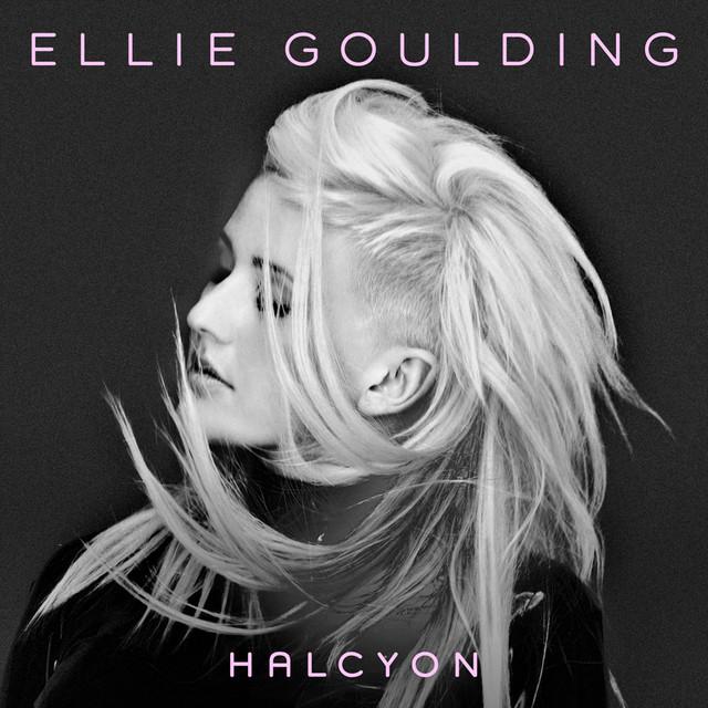 Skivomslag för Ellie Goulding: Halcyon
