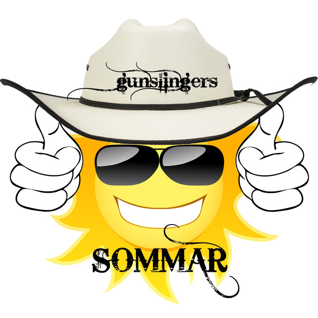 Album cover for Sommar by Gunslingers