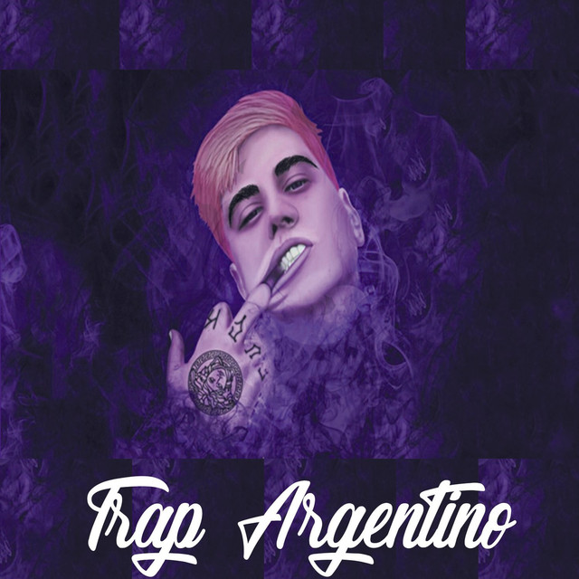 Album cover for Trap Argentino by Wanakin