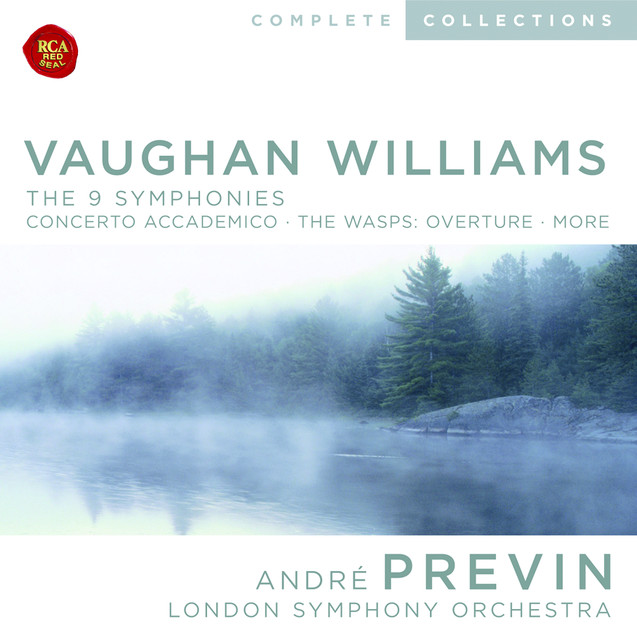 More By Ralph Vaughan Williams