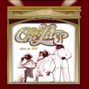 Chi-Lites Live In Concert album