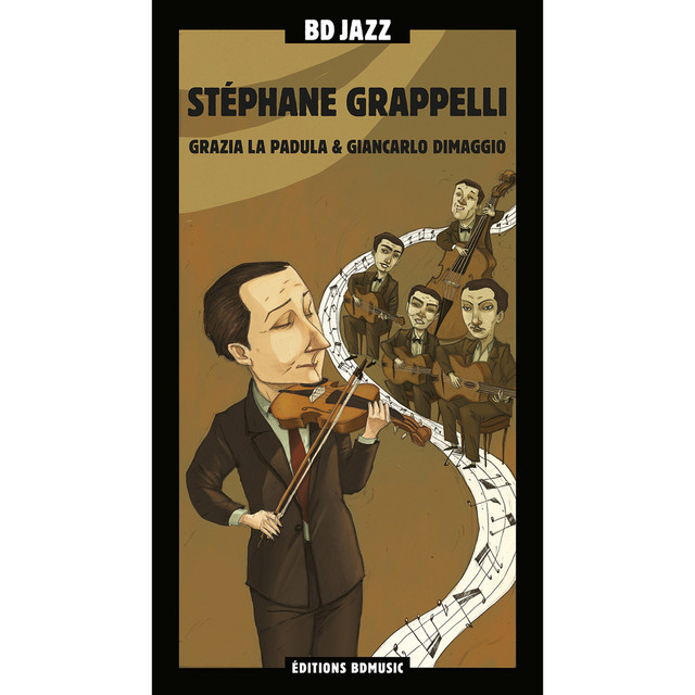 Stéphane Grappelli BD Music Presents Stéphane Grappelli album cover