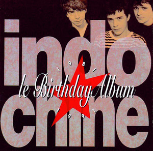 Le Birthday Album - Indochine