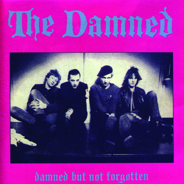 The Damned Damned But Not Forgotten album cover