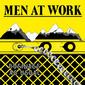 Business As Usual Albumcover