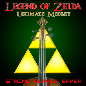 Legend of Zelda Ultimate Medley Albumcover
