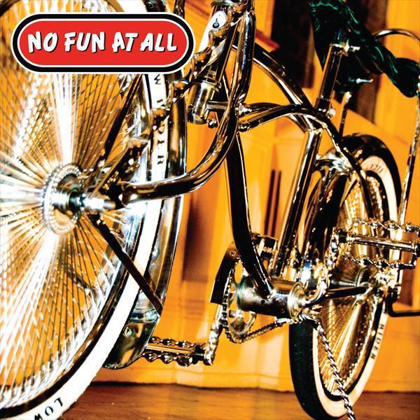 Skivomslag för No Fun At All: Low Rider