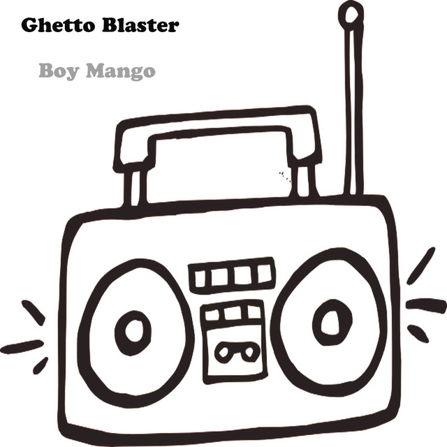 Ghetto blaster by boy mango on spotify sciox Images