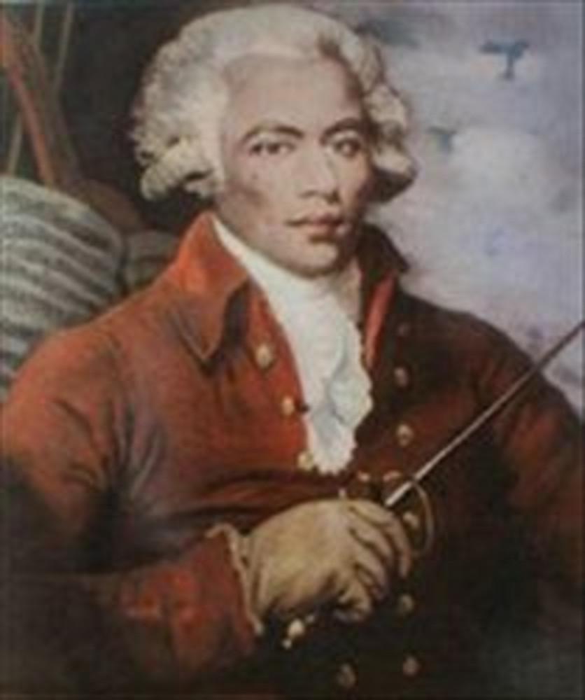 Joseph Boulogne Chevalier de Saint-Georges
