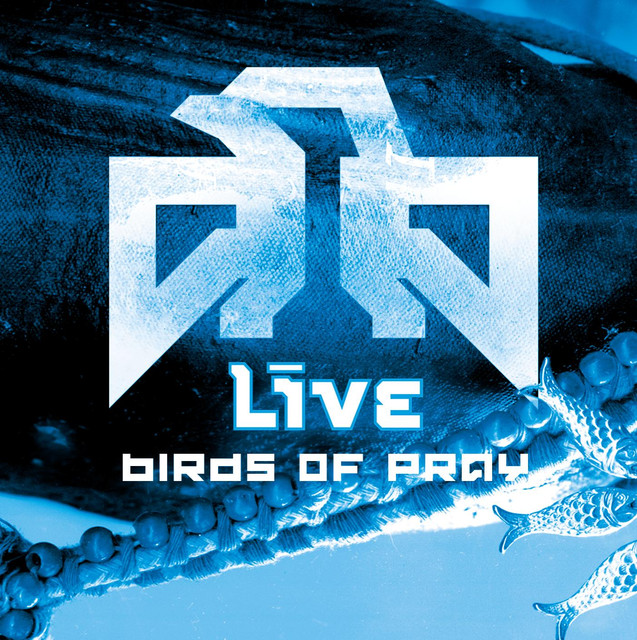 Live Birds of Pray album cover