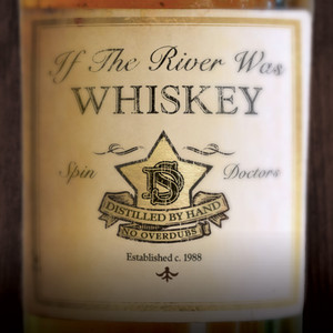 If the River Was Whiskey Albumcover