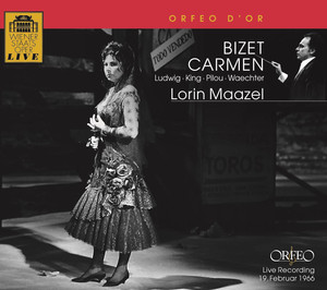 Bizet: Carmen, WD 31 (Live) album