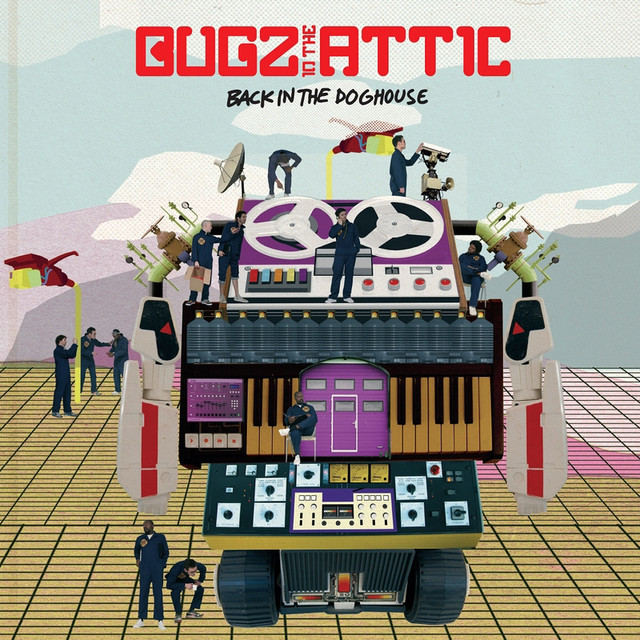 Bugz In The Attic news