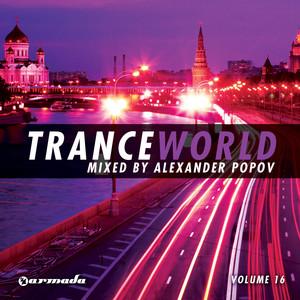 Trance World, Vol. 16 Albumcover