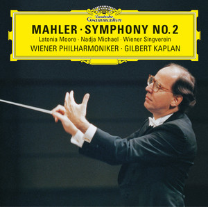 Mahler: Symphony No. 2 Albumcover