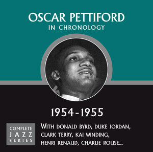 Complete Jazz Series 1954 - 1955 album