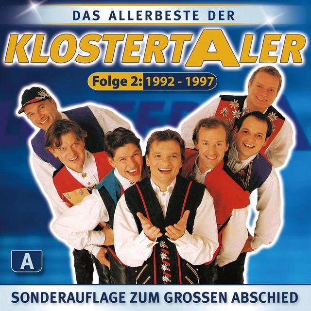 Das Allerbeste der Klostertaler Folge 2 / CD1 A (1992-1997)