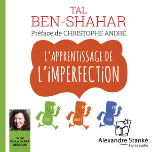 L'apprentissage de l'imperfection Audiobook