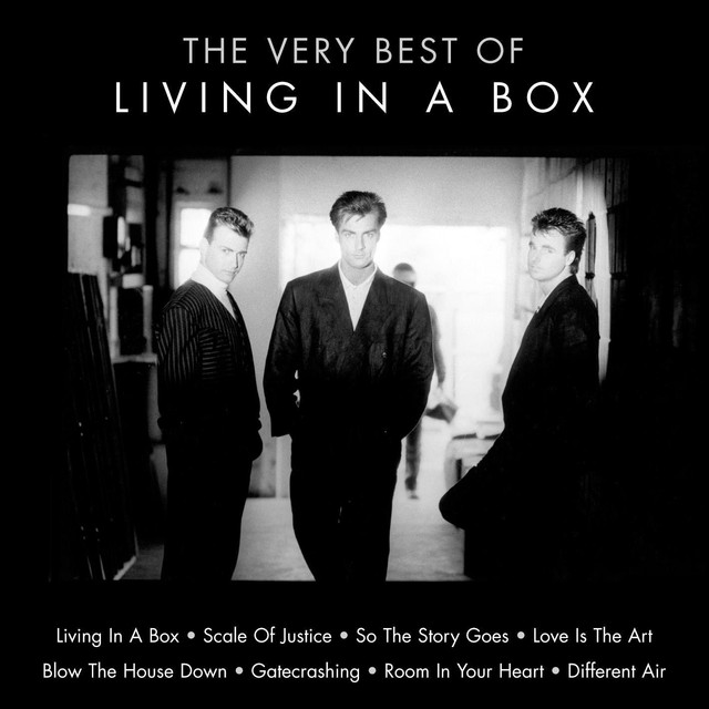 the very best of living in a box by living in a box on spotify. Black Bedroom Furniture Sets. Home Design Ideas