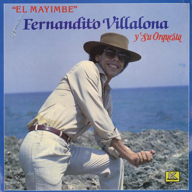 Fernando Villalona El Mayimbe album cover