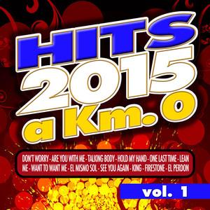Hits 2015 a Km 0 - Vol. 1 Albumcover