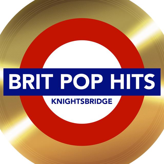 Brit Pop Hits Albumcover