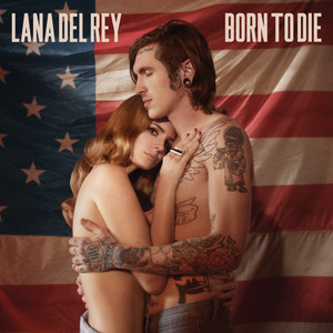 Lana Del Rey Born to Die cover