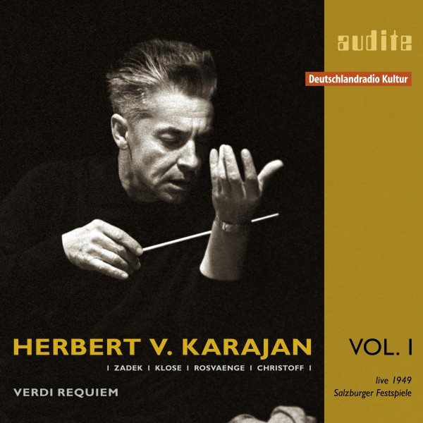 Edition Herbert von Karajan, Vol. II (Verdi: Messa di Requiem)