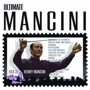 Henry Mancini Music on the Way cover