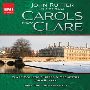 The original Carols from Clare Albumcover