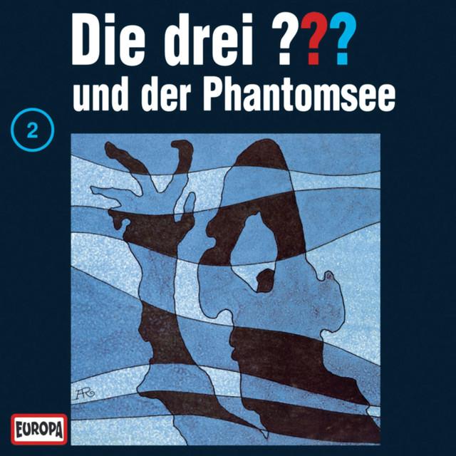 002 - und der Phantomsee Cover
