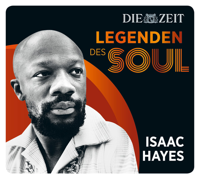 Isaac Hayes Legenden des Soul - Isaac Hayes album cover