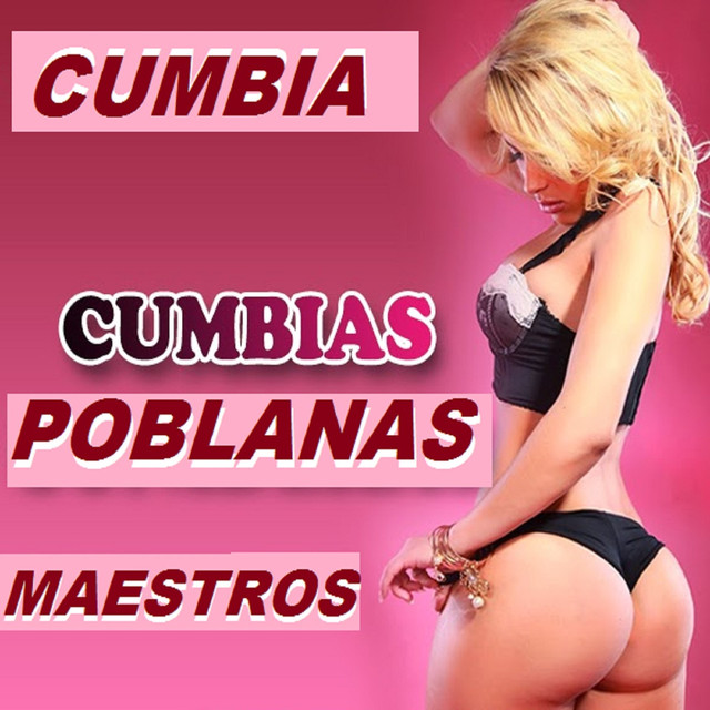 Album cover for Maestros Cumbia by Cumbias Poblanas
