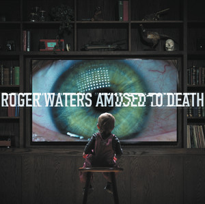 Roger Waters Watching TV cover