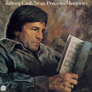 Johnny Cash Sings Precious Memories Albumcover