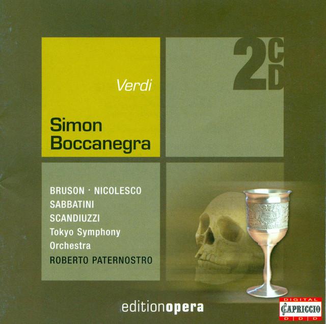 Verdi, G.: Simon Boccanegra [Opera]