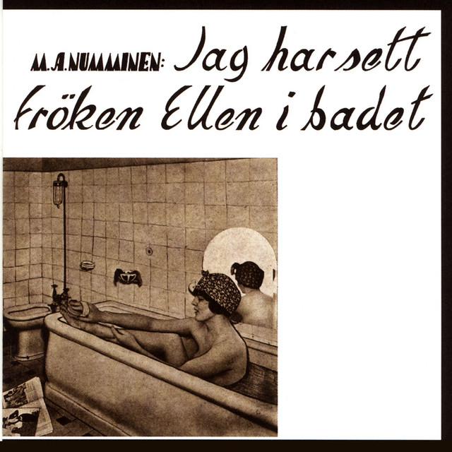 Jag har sett fröken Ellen i badet