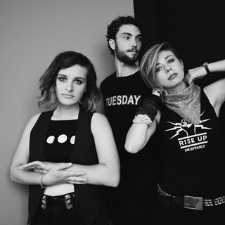 Album cover for Parking Lot EP by The Accidentals