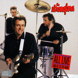 The Stranglers Nice 'n' Sleazy cover