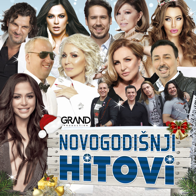 Album cover for Grand Novogodisnji Hitovi by Various Artists