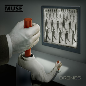 Muse Dead Inside cover