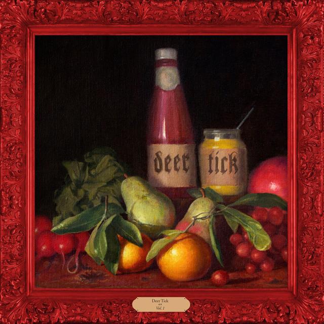 Album cover for Deer Tick Vol. 1 by Deer Tick